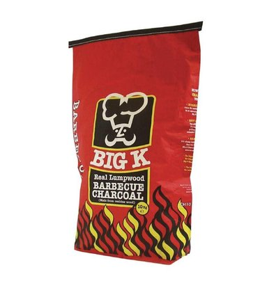 BIG K Charcoal Big K | 10kg Tasche