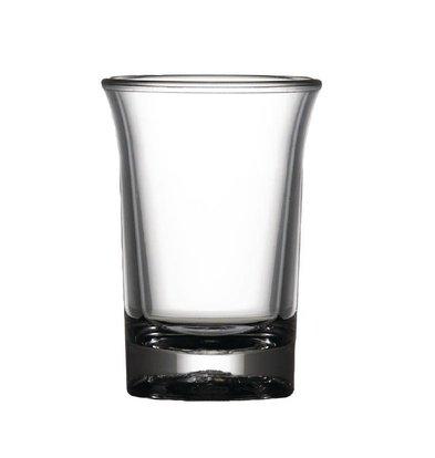 XXLselect Schnapsglas Polycarbonat | 250 ml | 24 Stück