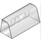 Diamond Vitrine met lichtbak (neonlamp), gesloten, met schuifdeuren