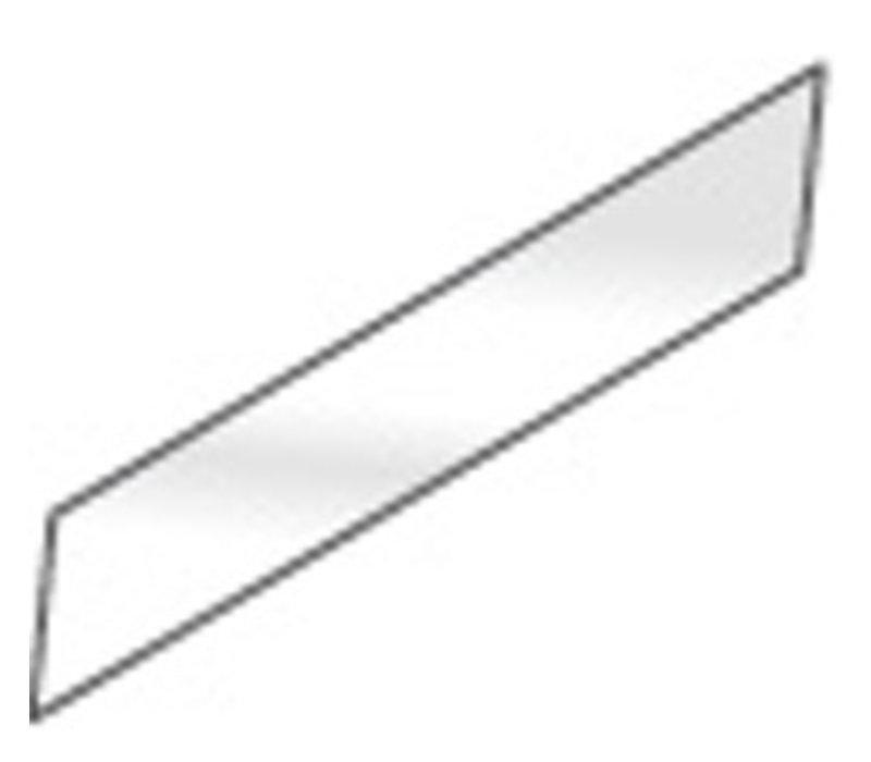 Diamond Windschutzscheibe Überbau