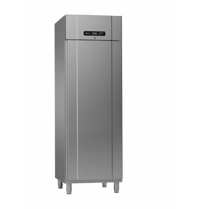 Gram Fridge Stainless Steel with Deep Cooling | Gram Standard PLUS M 69 SSG | 610L | 2/1 GN | 700x895x2125mm