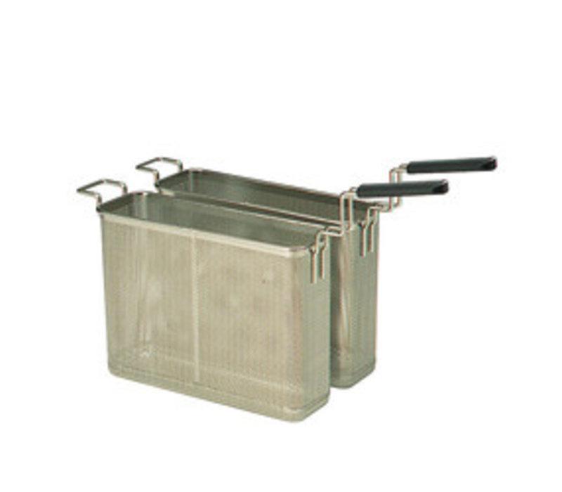 Diamond Set 2 Koch Baskets | 24,5 Liter | Frontgriff