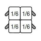 Saro Set 4x GN1 / 6 Körbe | Saro für Nudelkocher