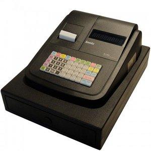 Sam4s Traditionelle POS-System | SAM4S ER-180TB | Thermodrucker | Numerische Anzeige | 16 Gruppen