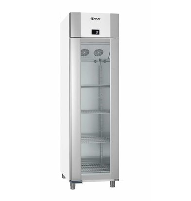 Gram Hospitality Refrigerator White | Gram ECO EURO KG 60 LAG L2 4N | 465L | 600x855x2125 (h) mm