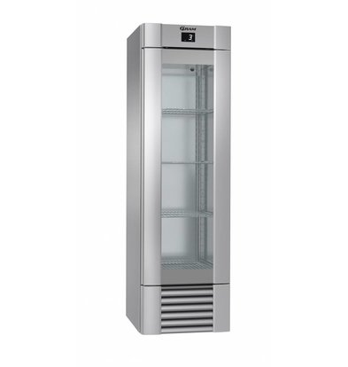 Gram Hospitality Refrigerator | Gram ECO MIDI KG 60 CCG 4S K | 407L | 600x771x2000 (h) mm