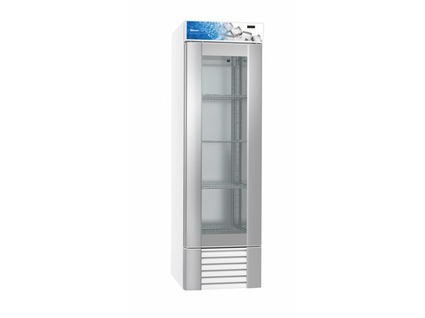 Gram Catering Gefrierschrank Weiß | Gram ECO MIDI FG 60 LLG 4W | 407L | 600x806x2000 (h) mm