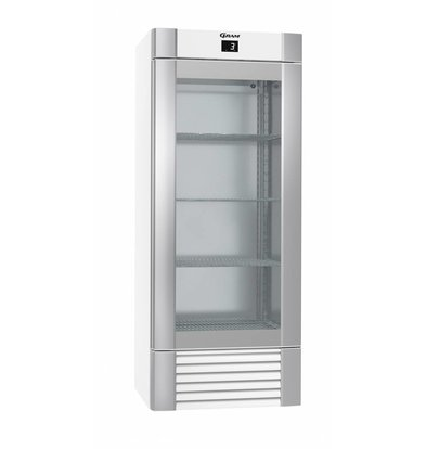 Gram Hospitality Kühlschrank Weiß | Gram ECO MIDI KG 82 LLG 4W K | 603L | 820x771x2000 (h) mm