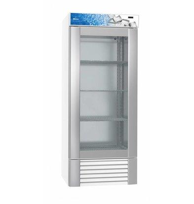 Gram Catering Freezer White | Gram ECO MIDI FG 82 LLG 4W | 603L | 820x806x2000 (h) mm