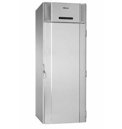 Gram Haustier-Kühlschrank + Tiefe Kühlung | Gram-Prozess M 1500 CSF | 1422L | 880x1088x2338 (h) mm