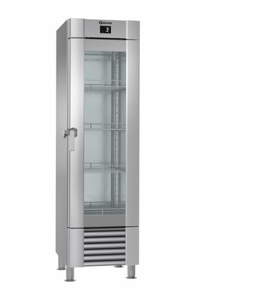 Gram Catering Stainless Steel Refrigerator | Gram Marine Midi KG 60 CCH 4M | 407L | 635x770x2115 (h) mm