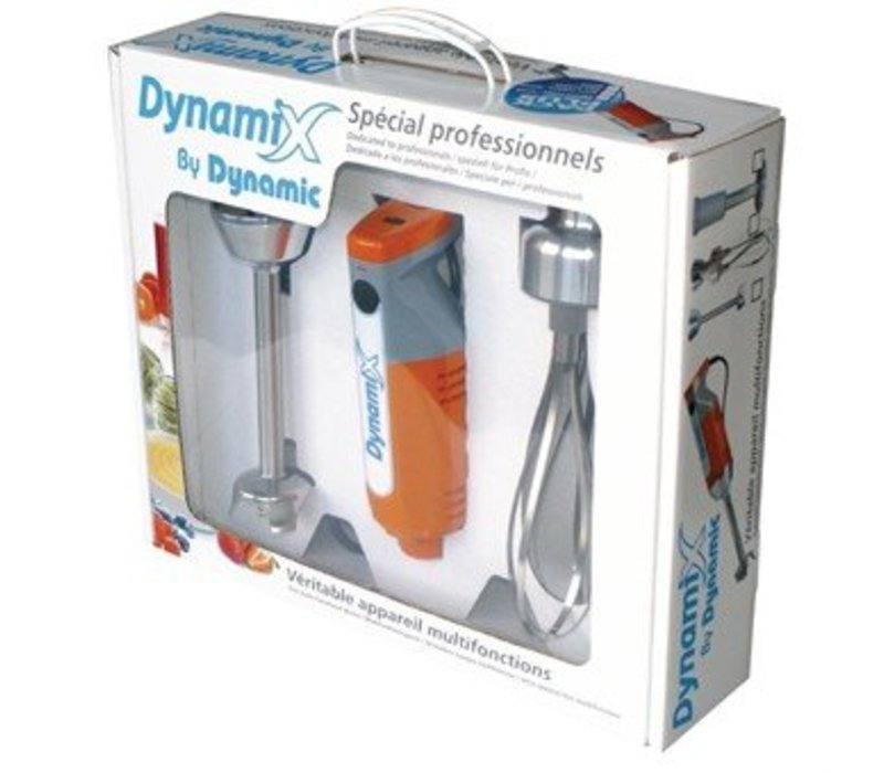 Dynamic Dynamische Pürierstab Combiset MF052 | 220W | Rod Länge 16cm