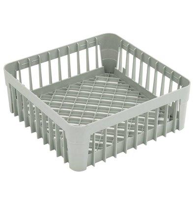 XXLselect Glass basket for the glasswasher 400x400mm