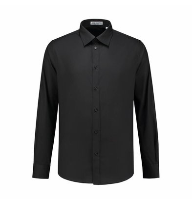 XXLselect Men Brandon Black Shirt | S to 4XL