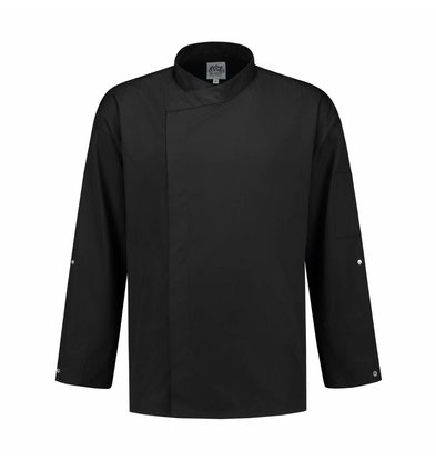 XXLselect Men's Cooker Lennard Black | S to 4XL