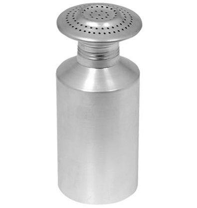 Emga Zoutstrooier Aluminium | Schroefdop | Ø80x190(H)mm