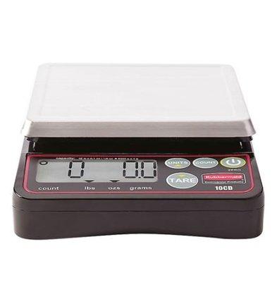 Rubbermaid Weegschaal Digitaal   Compact Model   max. 5kg/ per 1gr.