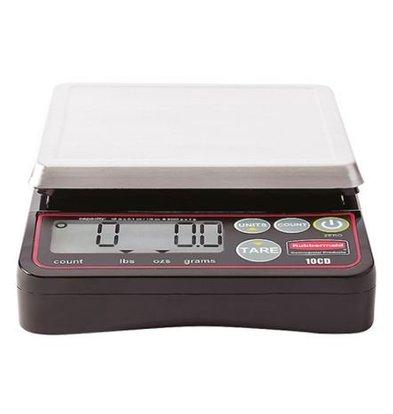 Rubbermaid Weegschaal Digitaal | Compact Model | max. 6kg/ per 1gr