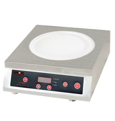 Caterchef Wok Induction Cooker | 230V / 3100W | 375x420x170 (h) mm