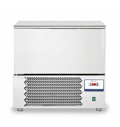 Hendi Blast Chiller / Blast chiller / freezer Fast - 5x GN1 / 1 - 750x740x850 / 880 (h) mm