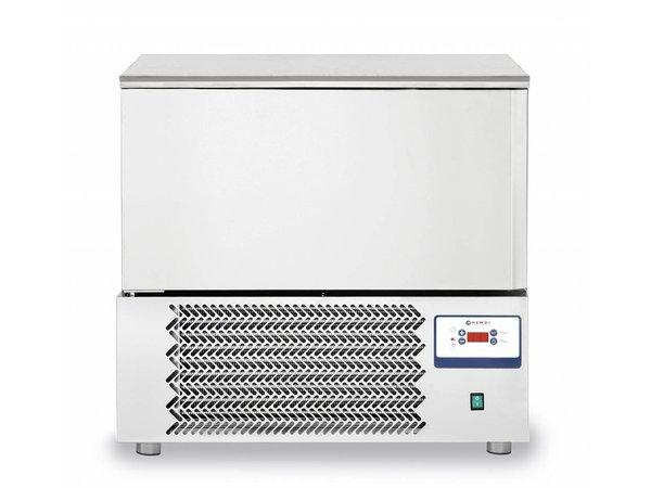 Hendi Blast Chiller / Schnellkühler / Gefrierschrank Schnell - 5x GN1 / 1 - 750x740x850 / 880 (h) mm