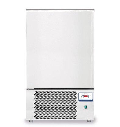Hendi Blast Chiller / Blast chiller / freezer Fast - 10x GN1 / 1 - 750x740x1260 (h) mm