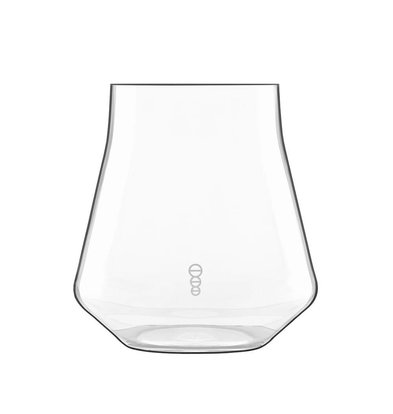 XXLselect Gran Gusto Glas mit Ticks | 460ml | Ø98x105 (h) mm | 6 Stück