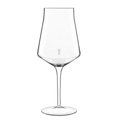 XXLselect Gran Gusto Glas mit Ticks | 510 ml | Ø95x230 (h) mm | 6 Stück