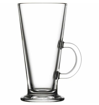 XXLselect Latte Glas | 260 ml | Ø78x146 (h) mm | Pro 24 Stück