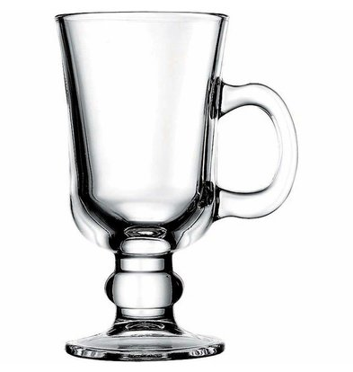 XXLselect Irish Coffee Cup | 230ml | Ø76x146 (h) mm | Pro 24 Stück