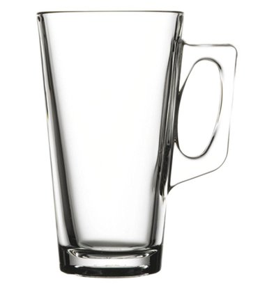 XXLselect Glas mit Ear Vela | 380ml | Ø82x149 (h) mm | Pro 24 Stück