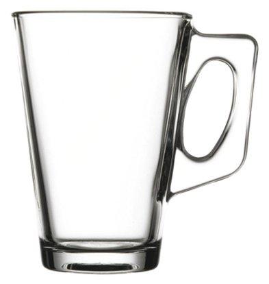XXLselect Glas mit Ear Vela | 240ml | Ø76x110 (h) mm | Pro 24 Stück