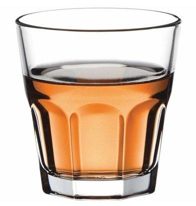 XXLselect Glas Casablanca | 200 ml | Ø79x84 (h) mm | Pro 24 Stück