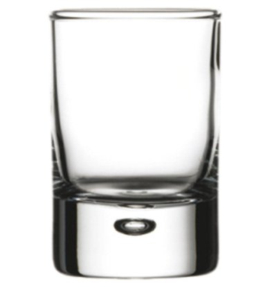 XXLselect Wodka-Glaszentren | 60ml | Ø45x69 (h) mm | Pro 24 Stück