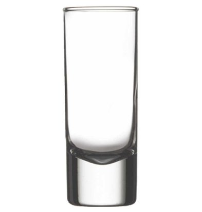 XXLselect Wodka Glass Side | 60ml | Ø38x98 (h) mm | Pro 24 Stück