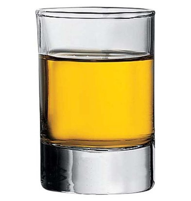 XXLselect Wodka Glass Side | 60ml | Ø45x68 (h) mm | Pro 24 Stück