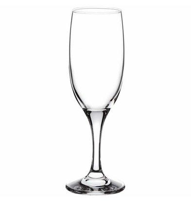 XXLselect Sektglas BISTRO | 180ml | Ø64x190 (h) mm | Pro 24 Stück