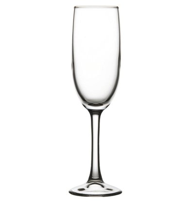 XXLselect Kaiser Champagne Glas plus | 150ml | Ø57x196 (h) mm | Pro 24 Stück
