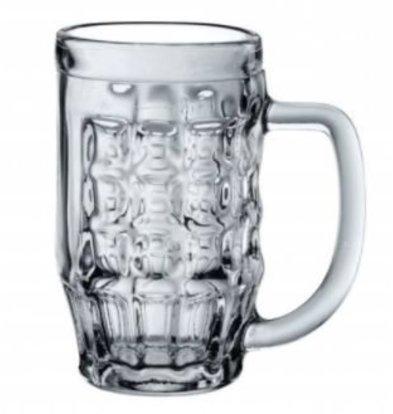 XXLselect Original Bierkrug | 670 ml | Ø90x157 (h) mm | Pro 24 Stück