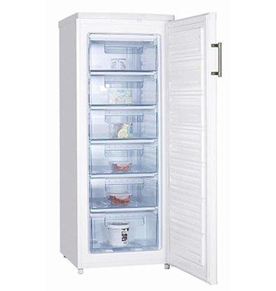 Frilec Gefrierschrank Weiß | 147 Liter | 6 Loading | 550x580x1430 (h) m