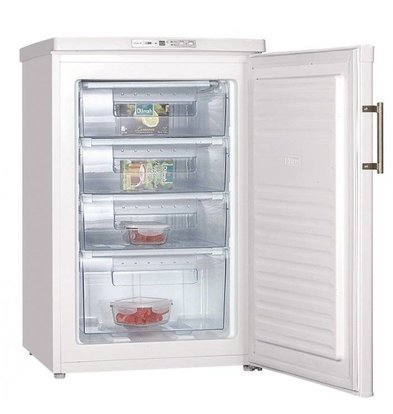 Frilec Freezer White | 85 liters | 550x580x850 (h) mm