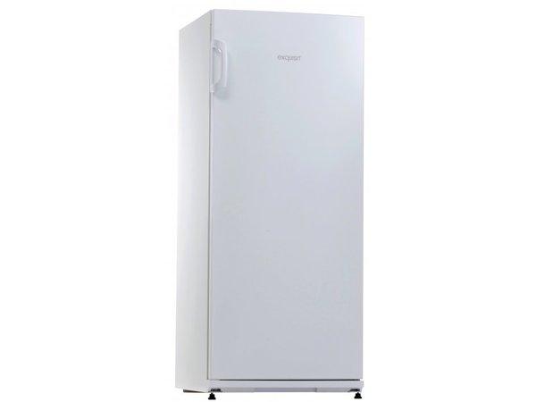 Exquisit Hospitality Kühlschrank Weiß   267 Liter   Incl. 5 Metall Hähne   620x600x1450 (h) mm
