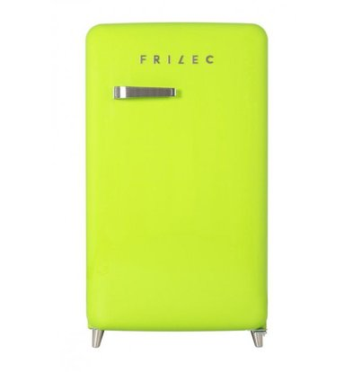 Frilec Koelkast Lemon | Koelen 108L/Vriezen 13L | 540x620x980(h)mm