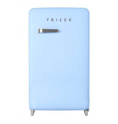 Frilec Fridge Blue | Cool 108L / Freezer 13L | 540x620x980 (h) mm