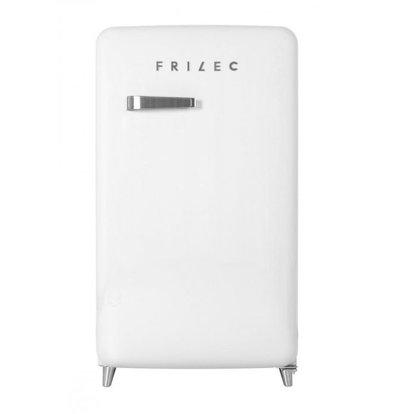 Frilec Kühlschrank Weiß | Kühl 108L / 13L Einfrieren | 540x620x980 (h) mm