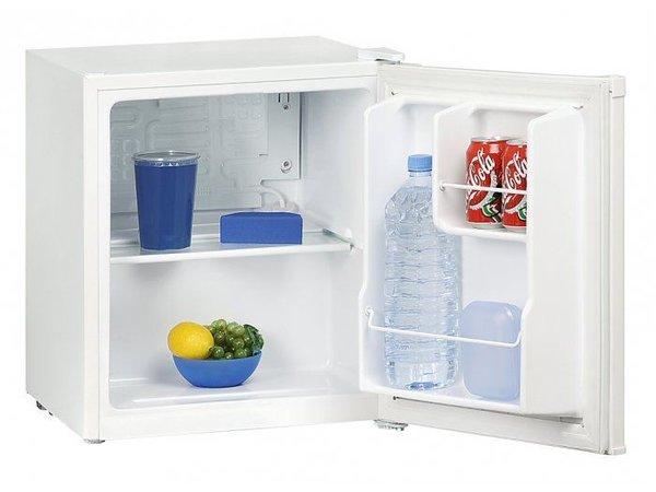 Exquisit Struktur Cooler Weiß | 44 Liter | 440x470x510 (h) mm