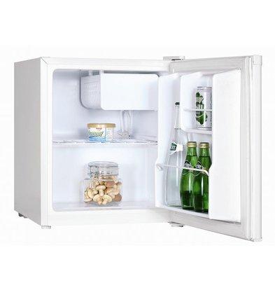 Exquisit Struktur Cooler Weiß | 42 Liter | 440x470x510 (h) mm