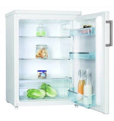 Frilec Fridge White | 130 liters | 550x580x850 (h) mm