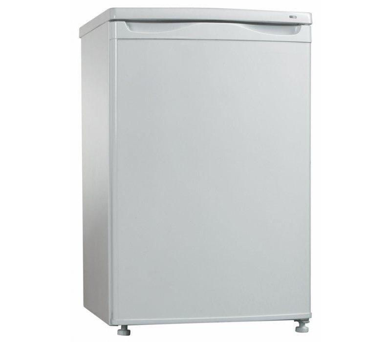 Exquisit Kühlschrank weiße Tischplatte   121 Liter   570x550x850 (h) mm