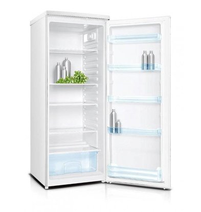 Exquisit High Fridge White | 240 liters | 580x550x1430 (h) mm